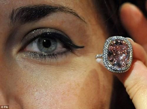 Nhìn gần viên kim cương được 'hét giá' hơn 500 tỷ đồng - ảnh 2
