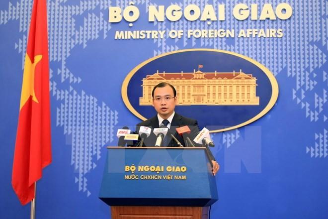 Việt Nam có đầy đủ cơ sở pháp lý, lịch sử khẳng định chủ quyền  - ảnh 1