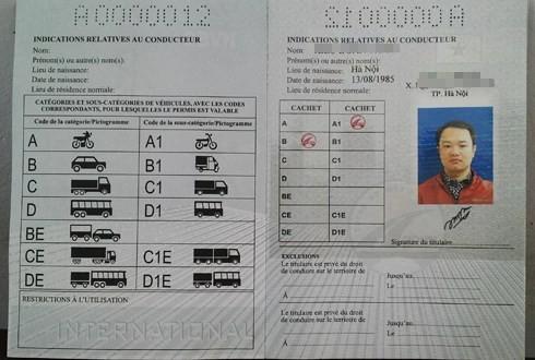 Danh sách 85 nước người Việt Nam có Giấy phép lái xe quốc tế được sử dụng - ảnh 1