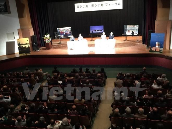 Các học giả Nhật Bản lên án hoạt động xây đảo nhân tạo của Trung Quốc - ảnh 2