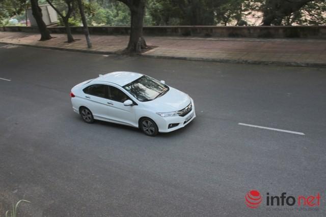Honda City 2016 - chiếc xe 'vừa miếng' cho đô thị  - ảnh 6