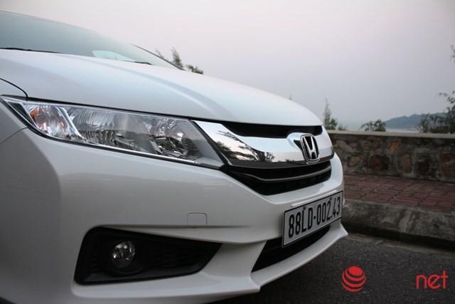 Honda City 2016 - chiếc xe 'vừa miếng' cho đô thị  - ảnh 7