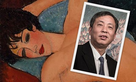 Tiết lộ sốc về đại gia bỏ nghìn tỉ mua tranh khỏa thân - ảnh 1