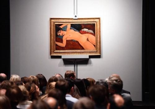 Tiết lộ sốc về đại gia bỏ nghìn tỷ mua tranh khỏa thân - ảnh 1