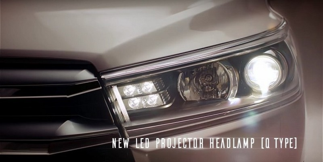 Toyota Innova 2016 sở hữu bộ mặt hoàn toàn mới  - ảnh 2
