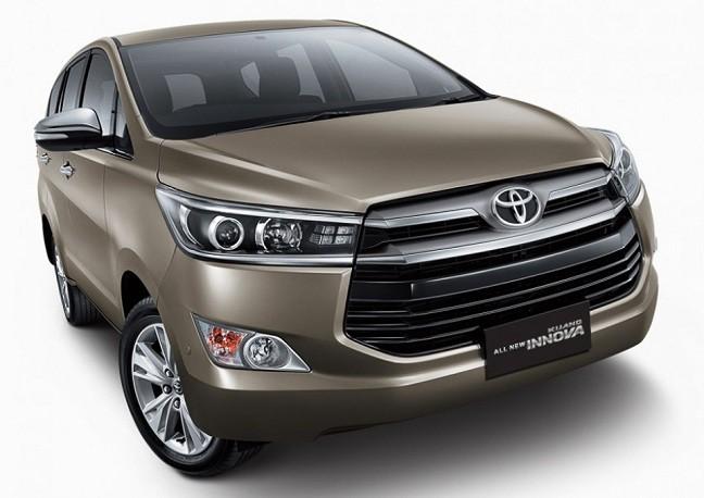 Toyota Innova 2016 sở hữu bộ mặt hoàn toàn mới  - ảnh 7