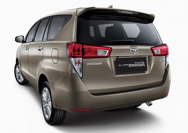 Toyota Innova 2016 sở hữu bộ mặt hoàn toàn mới  - ảnh 8