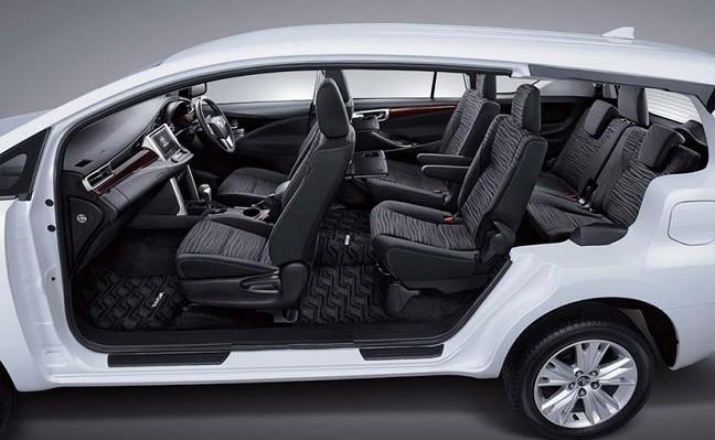 Toyota Innova 2016 sở hữu bộ mặt hoàn toàn mới  - ảnh 9