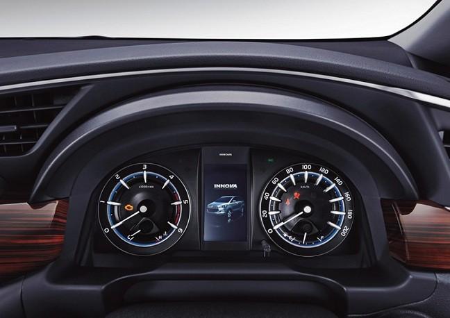 Toyota Innova 2016 sở hữu bộ mặt hoàn toàn mới  - ảnh 4