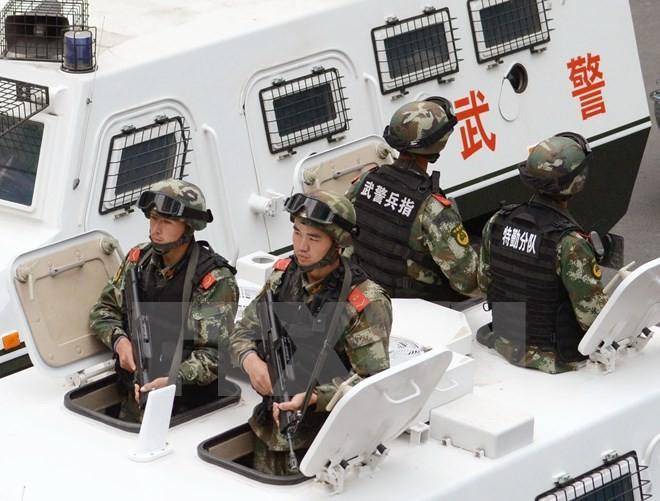 Trung Quốc tiêu diệt gần 30 phần tử khủng bố ở Tân Cương  - ảnh 1