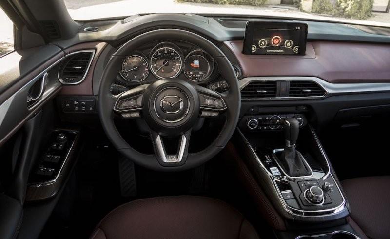 Mazda CX-9 hoàn toàn mới chính thức ra mắt - ảnh 2