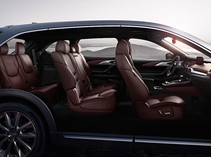 Mazda CX-9 hoàn toàn mới chính thức ra mắt - ảnh 4