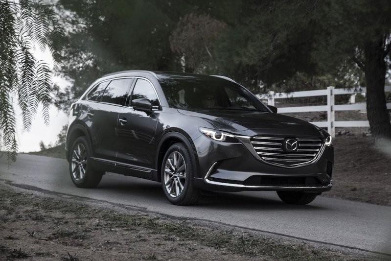 Mazda CX-9 hoàn toàn mới chính thức ra mắt - ảnh 1