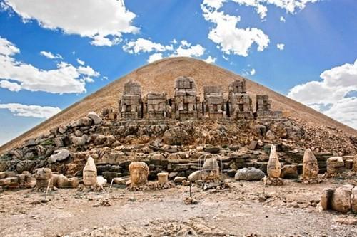 Bí ẩn lăng mộ khổng lồ 2.000 tuổi ở Thổ Nhĩ Kỳ - ảnh 13