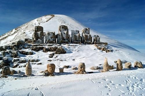 Bí ẩn lăng mộ khổng lồ 2.000 tuổi ở Thổ Nhĩ Kỳ - ảnh 5