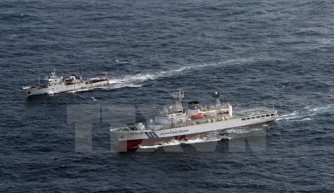 Hải quân Hàn Quốc bắn cảnh cáo tàu tuần tra Trung Quốc - ảnh 1