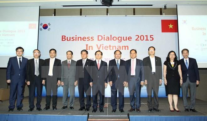 TP.Hồ Chí Minh sẵn sàng hỗ trợ doanh nghiệp Hàn Quốc tới đầu tư - ảnh 1