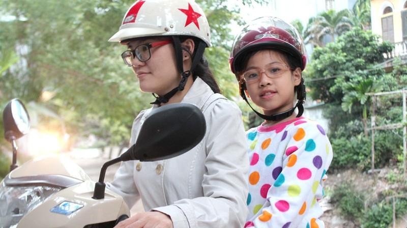 7 điều lưu ý an toàn khi chở bé đi xe máy - ảnh 4