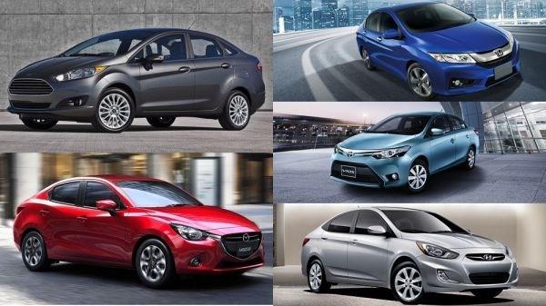 Với 600 - 700 triệu nên chọn xe sedan hạng B nào?  - ảnh 1