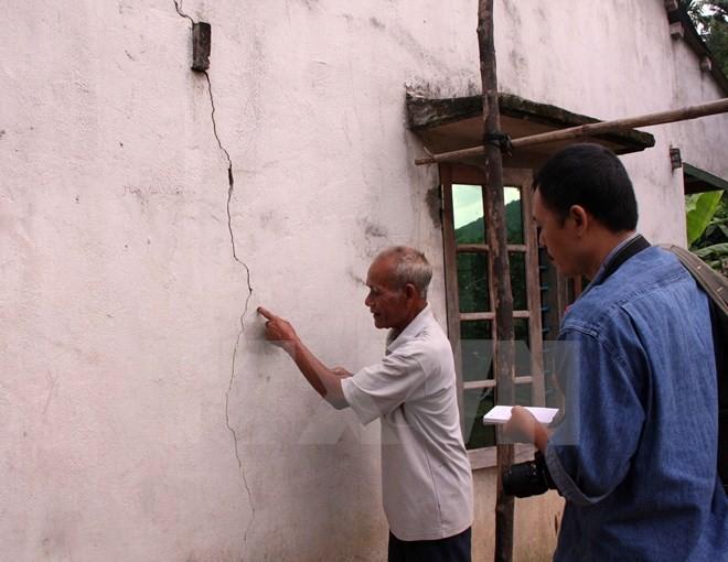 Những vùng ở Việt Nam có thể phát sinh động đất do đới đứt gãy - ảnh 1