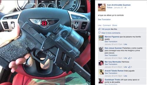 Cuộc sống xa hoa của con trai trùm ma túy El Chapo - ảnh 11
