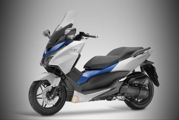 Lộ ảnh Honda Forzo 150 thay thế PCX 150 - ảnh 3