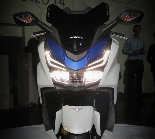 Lộ ảnh Honda Forzo 150 thay thế PCX 150 - ảnh 2