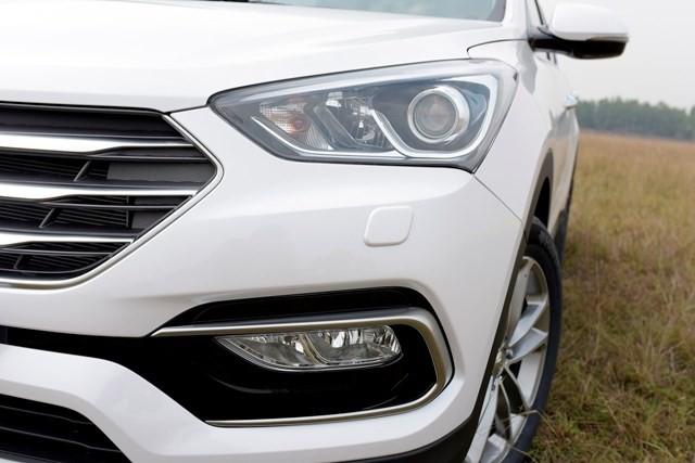 Chính thức ra mắt, Hyundai SantaFe 2016 giá từ 1,1 tỷ đồng - ảnh 10
