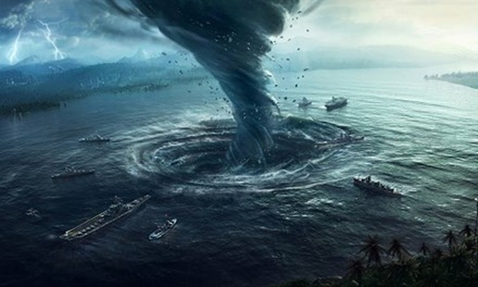 Tam giác quỷ Bermuda là mồ chôn nhiều tàu thuyền và máy bay. Ảnh minh họa: Youtube.