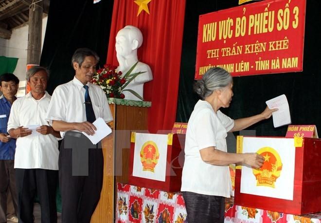 Có 47 hồ sơ tự ứng cử đại biểu Quốc hội khóa XIV tại Hà Nội  - ảnh 1