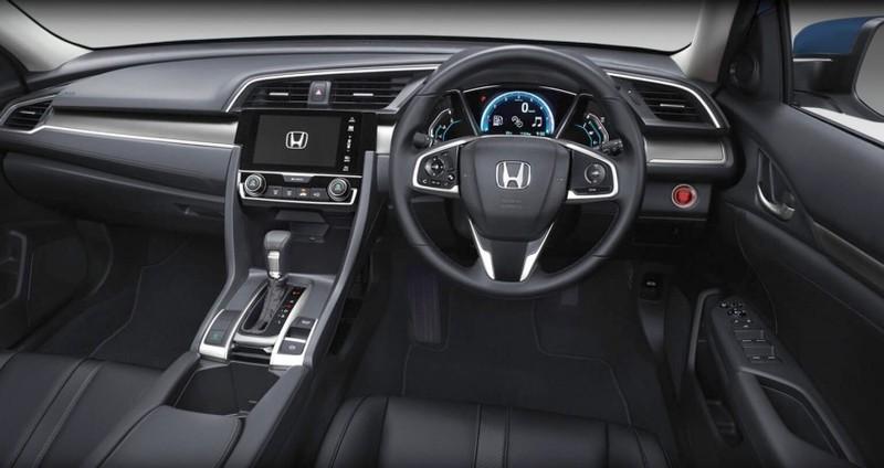 Honda Civic 2016 có giá bán từ 548 triệu đồng tại Thái Lan  - ảnh 4