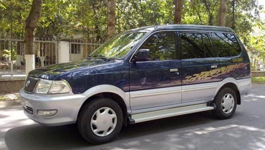 Xe cũ, giá rẻ, tiết kiệm nhiên liệu - chọn 1 trong 6 chiếc xe sau tại Việt Nam - ảnh 4