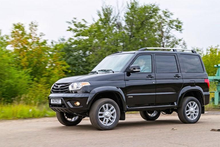 Xe ô tô Nga giá 300 triệu sắp vào Việt Nam - ảnh 1