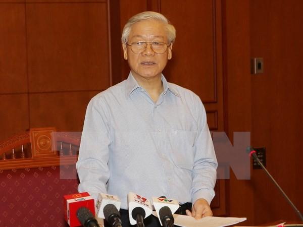 Ban Chỉ đạo chống tham nhũng sẽ xem báo cáo kết quả 8 vụ đại án - ảnh 1