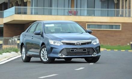 Triệu hồi 2.410 xe Toyota Camry tại Việt Nam - ảnh 1