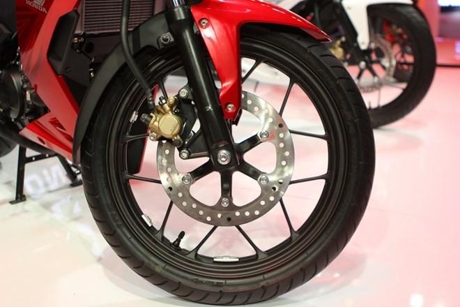 Đánh giá chi tiết và hình ảnh Honda Winner 150 - ảnh 4