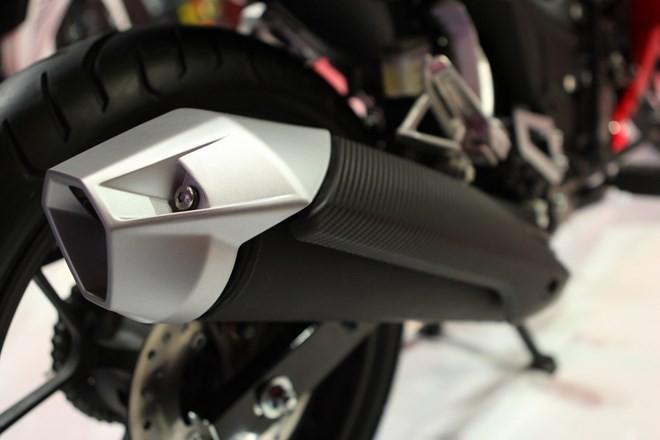 Đánh giá chi tiết và hình ảnh Honda Winner 150 - ảnh 6