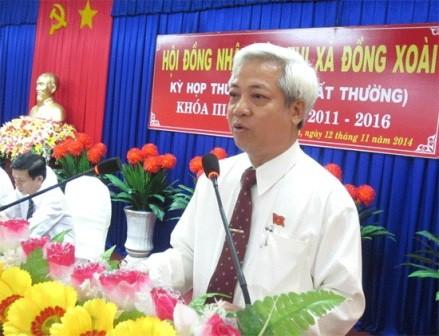Tỉnh ủy Bình Phước kết luận các tố cáo đối với chủ tịch thị xã Đồng Xoài - ảnh 1