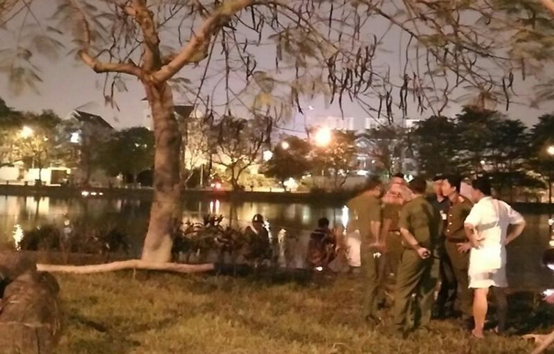 Mẹ ôm 2 con nhảy sông ở Sài Gòn tự vẫn - ảnh 1