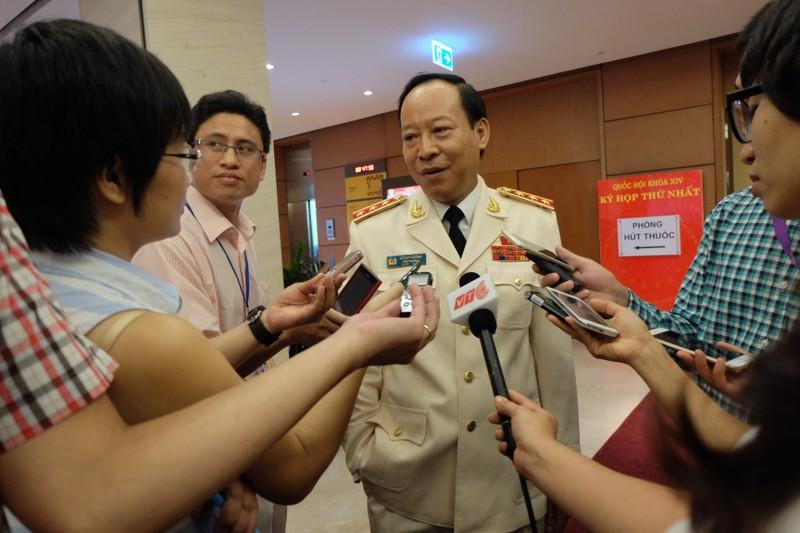 Thượng tướng công an nói về việc điều tra liên quan ông Trịnh Xuân Thanh - ảnh 1