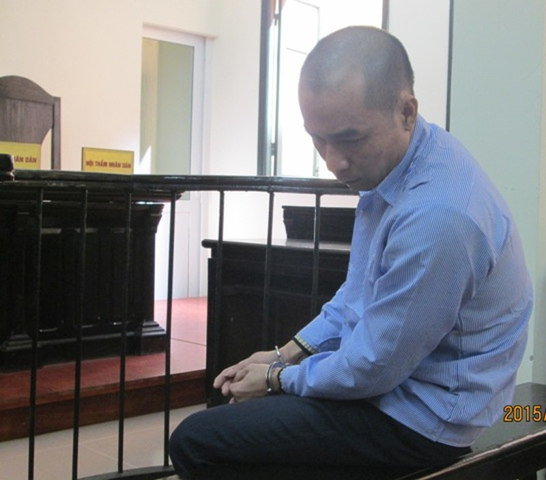 Chém vợ 'tơi tả' vì bị từ chối quan hệ tình dục - ảnh 1