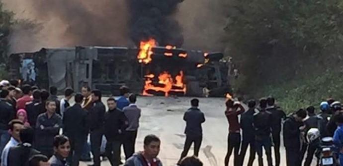 Phó Thủ tướng yêu cầu cứu chữa 26 người gặp nạn ở Hòa Bình - ảnh 1