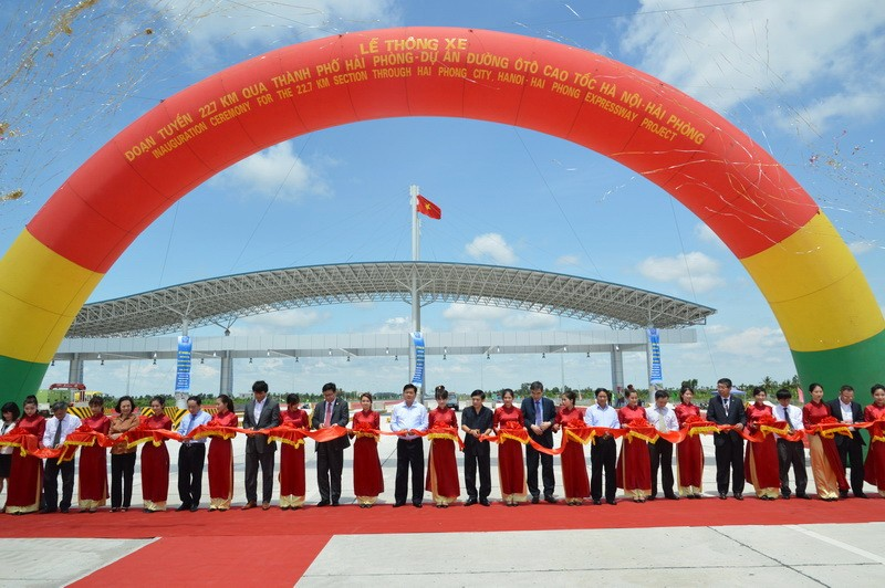 Tăng phí cao tốc Hà Nội - Hải Phòng và quốc lộ 5 - ảnh 1