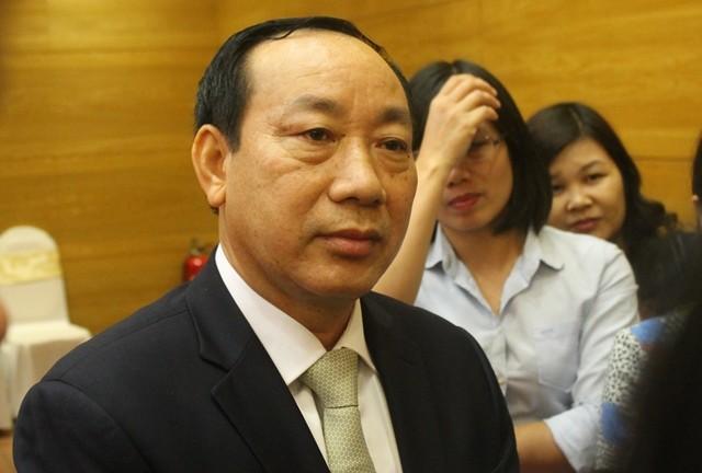Thứ trưởng Bộ GTVT giải thích việc quy hoạch sân bay 'Nội Bài 2' - ảnh 1