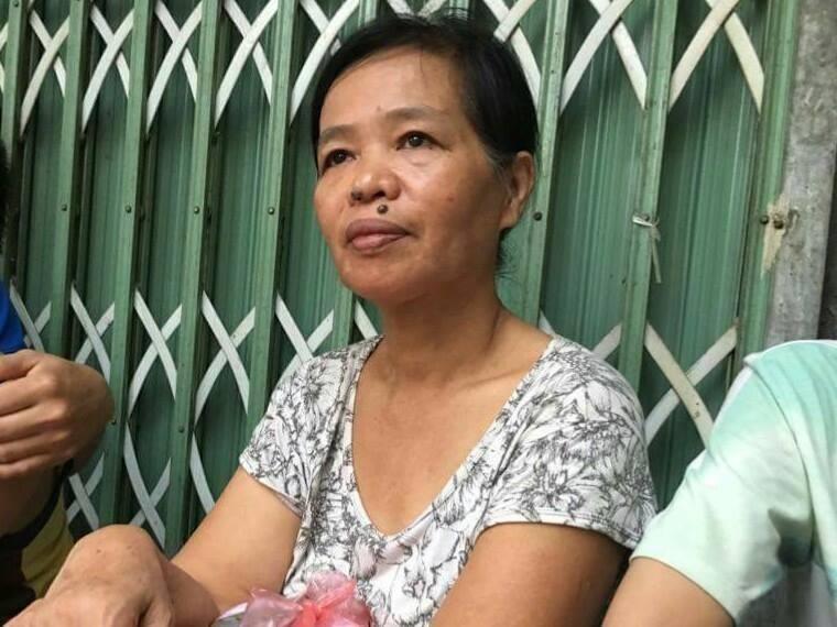 Bà Nguyễn Thị Lưu cho rằng sự việc xảy ra không ngoài dự đoán