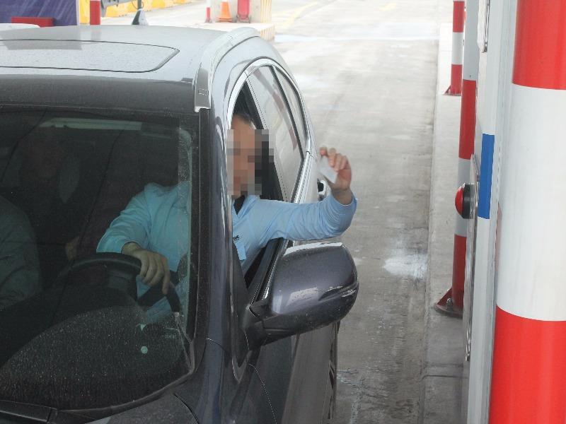 Hàng loạt xe gian lận vé trên cao tốc Nội Bài - Lào Cai - ảnh 1