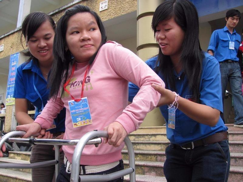 người khuyết tật 1