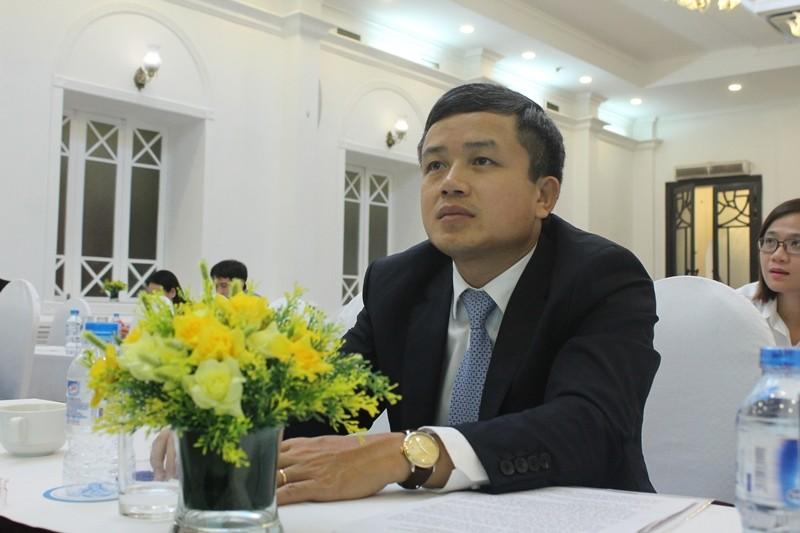 Phạm Viết Hương, Phó Cục trưởng, Cục Quản lý lao động ngoài nước cho rằng thị trường Nhật Bản rất hấp dẫn đối với lao động Việt Nam. Ảnh: VIẾT LONG