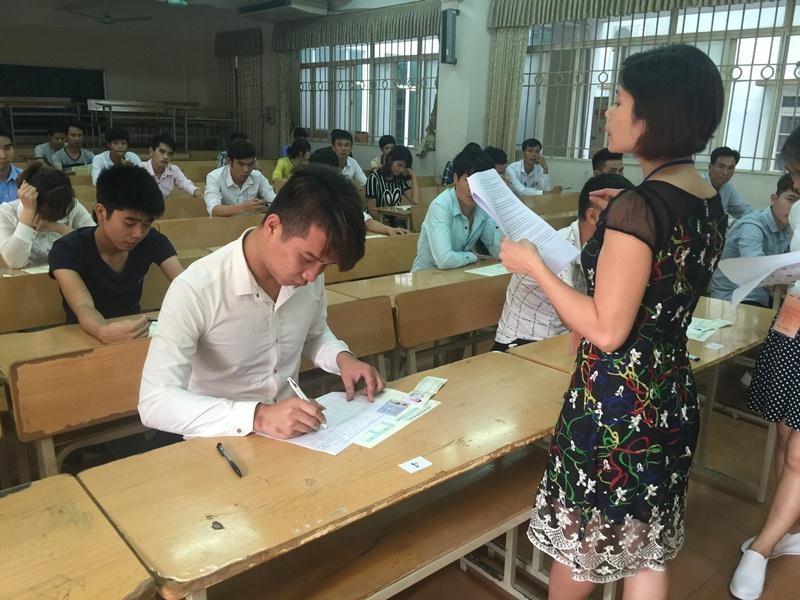 Công bố kết quả kỳ thi tiếng Hàn - ảnh 1