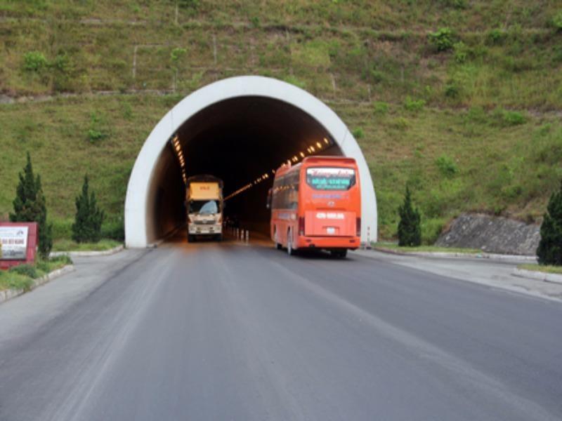 Hầm đường bộ Đèo Ngang sẽ dừng thu phí để thanh quyết toán.